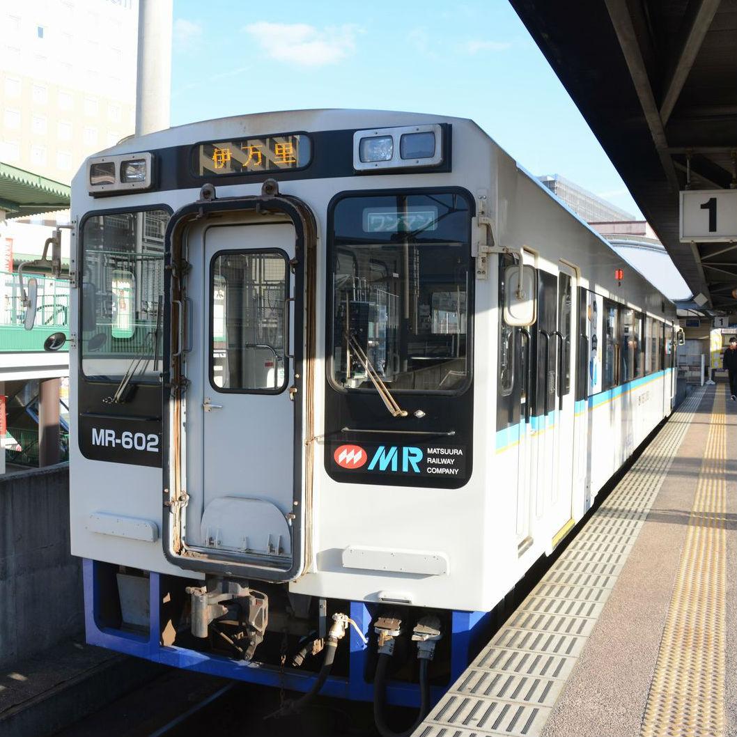 住む人と文化に触れた「松浦鉄道」佐世保旅