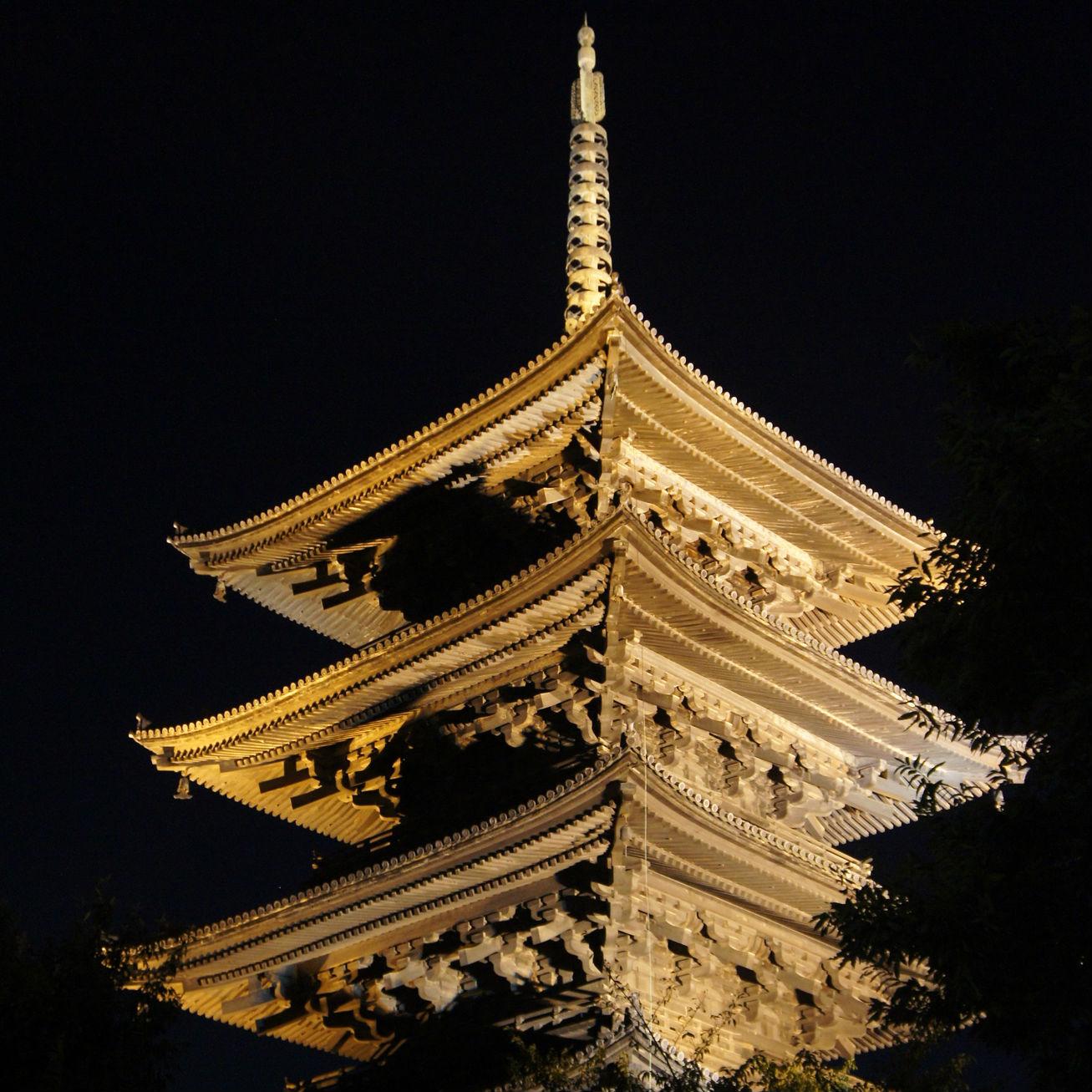 東寺五重塔の2倍以上!? 日本にはかつて、高さ100メートルを超える巨大仏塔があった