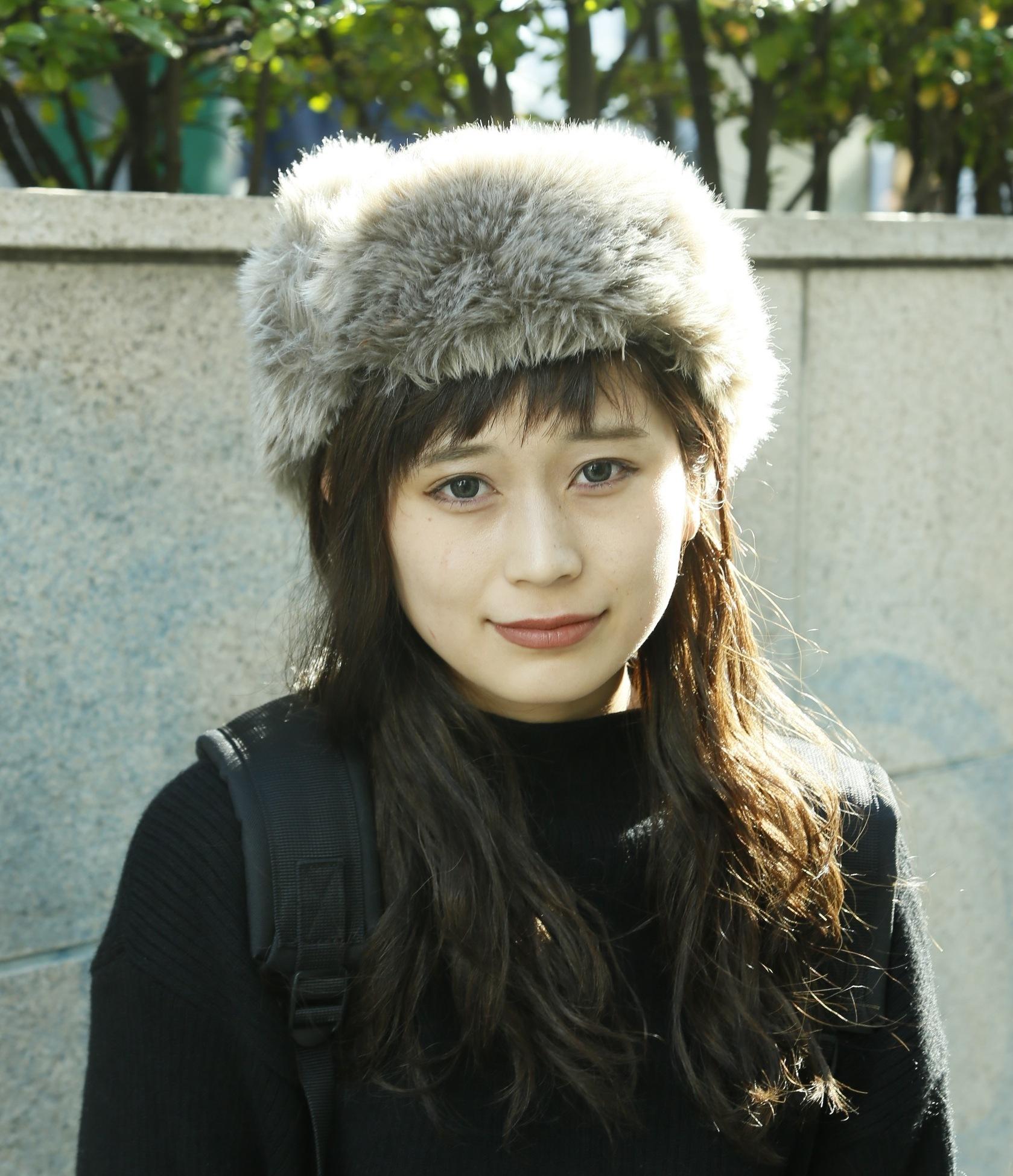 【女子SNAP】SJ美女図鑑<br />田辺絵莉子さん・フリーター