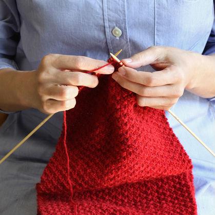 「手編みのマフラー」は都市伝説なんかじゃなかった!