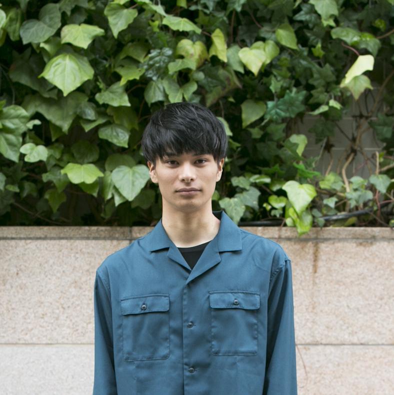 18歳・勇吹「高校3年。お金を使うのは洋服と、熱帯魚飼育」【18-22 SNAP #007】