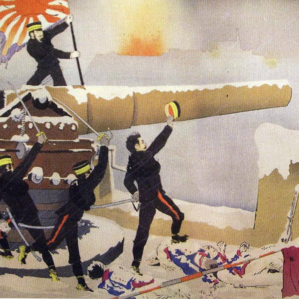 """160もの大砲に約2万人の守備兵……清軍の威海衛要塞攻略のキーマンはやはり""""あの人物"""""""