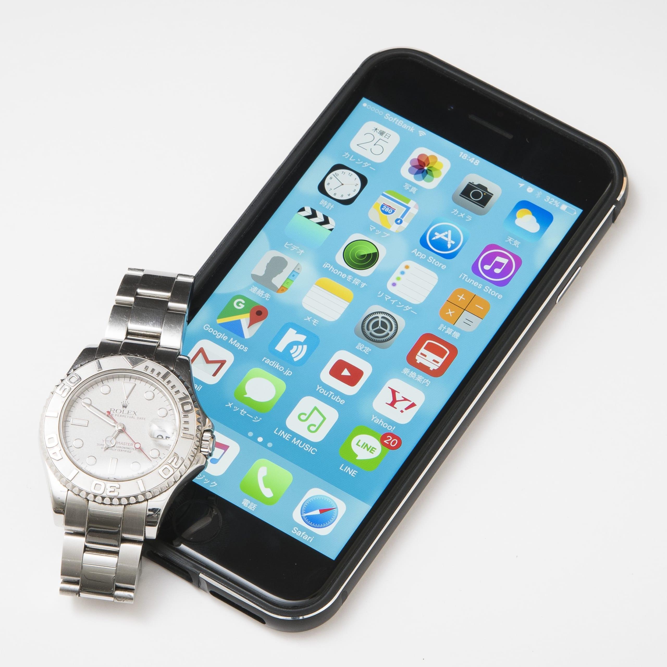 腕時計のやってはいけないタブー。衝撃、水、あとひとつは?