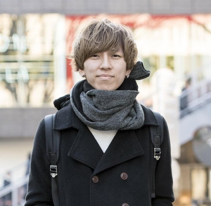 【SNAP JACK】<br />コスパの高さはNo,1! チープシックのお手本コーデ<br />塩田賢翔くん・美容師
