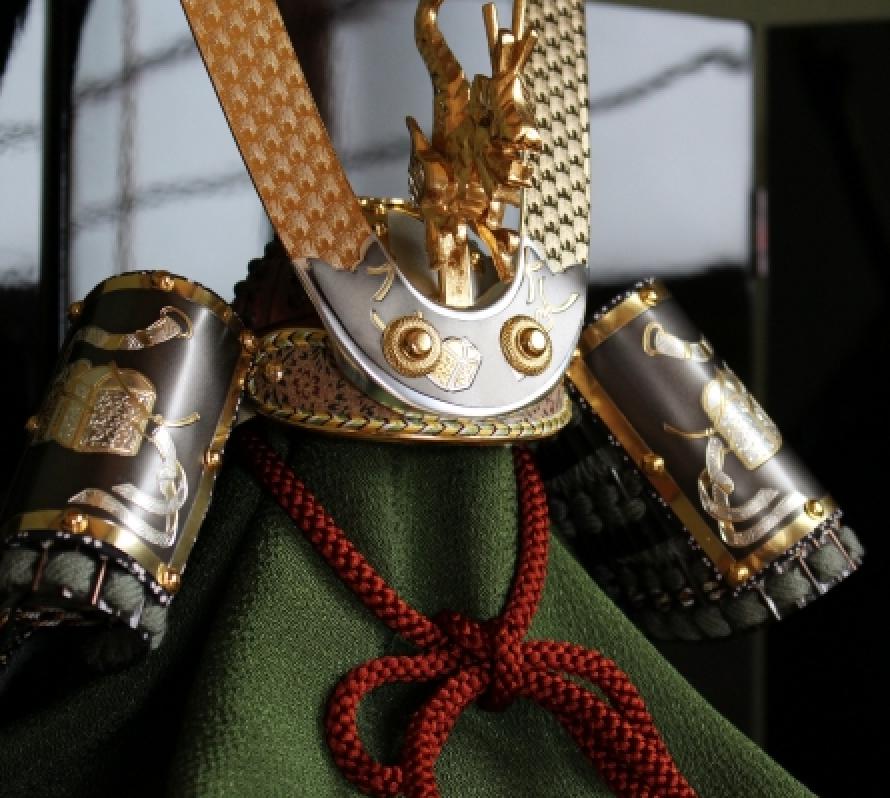 鎧、兜、刀、弓、、武者、鯉登(こいのぼり)さんまで!?武者にまつわる珍名
