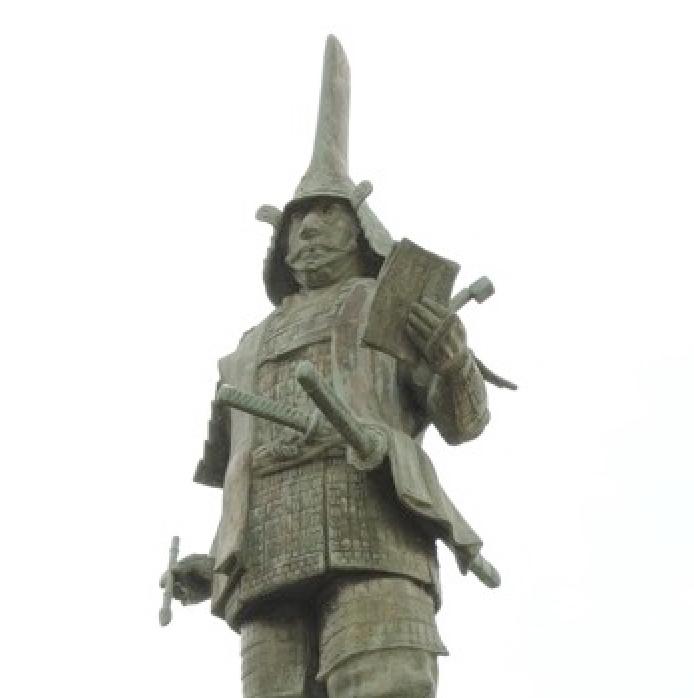 蒲生氏郷のふるさと・日野②清水町の仕掛けと高札場<br />