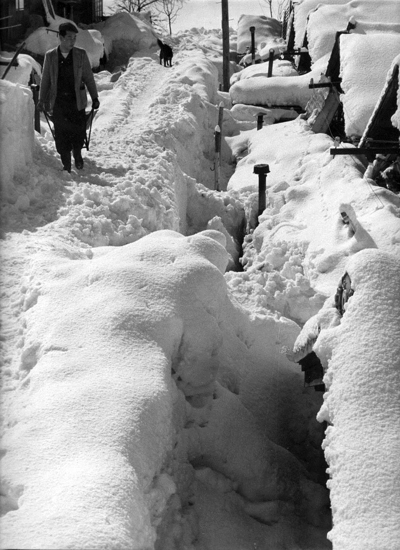 田中角栄と裏日本。表日本との「格差」を生んだ豪雪地域=新潟という土地が角栄を生み出した