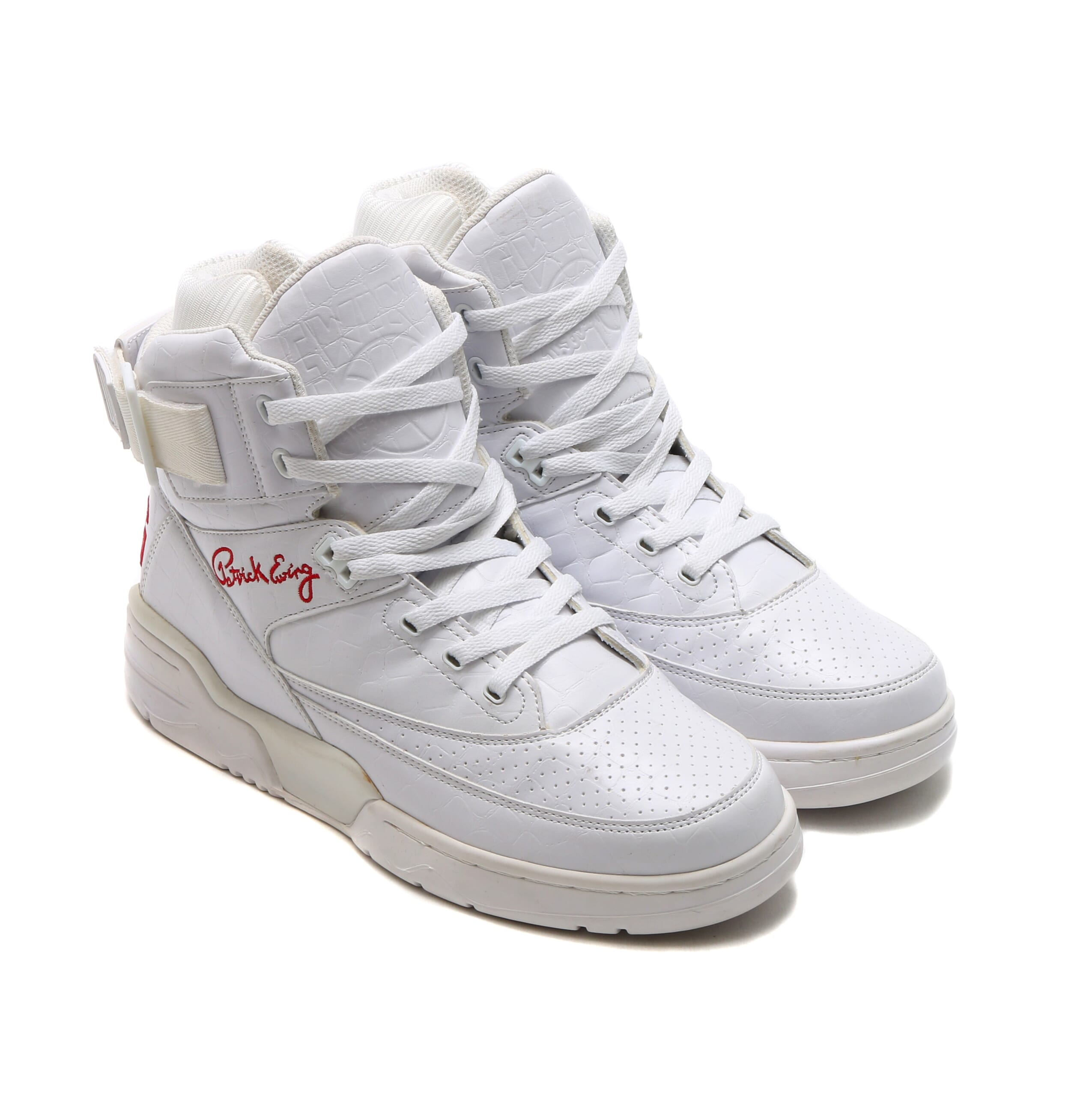 EWING ATHLETICS × atmos/33 HI<br />【SNEAKER JACK DAILY #042】