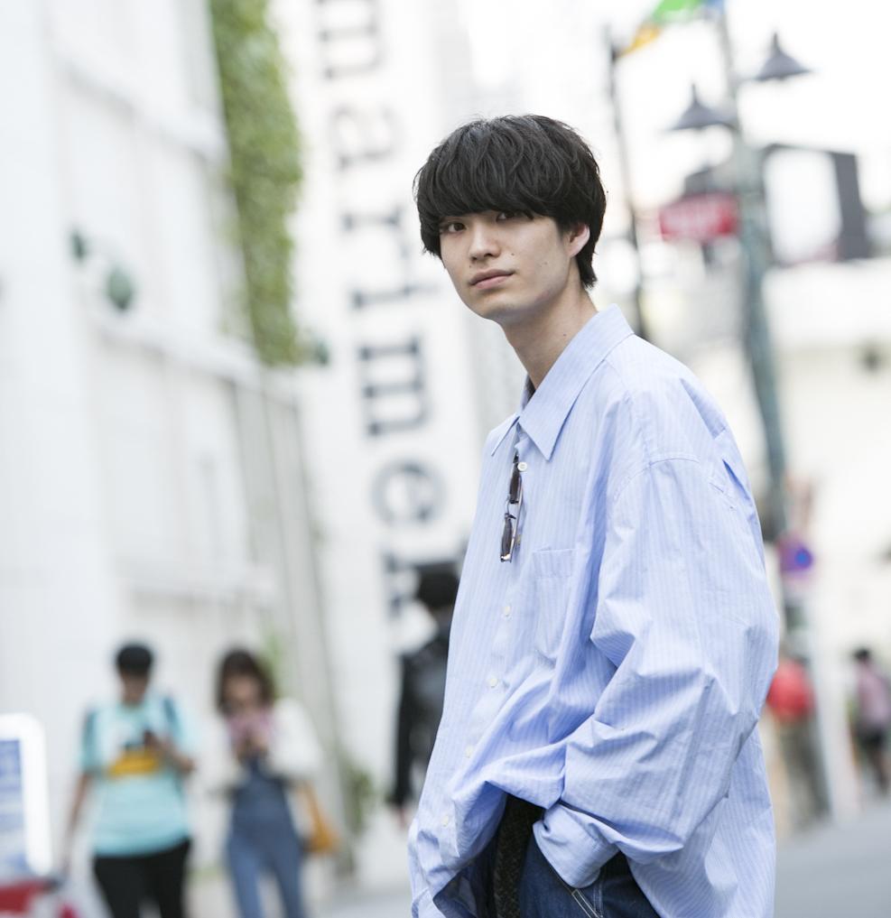 22歳・克也「もっとファッションを深くまで知らなきゃいけないから…」【18-22 SNAP #044】