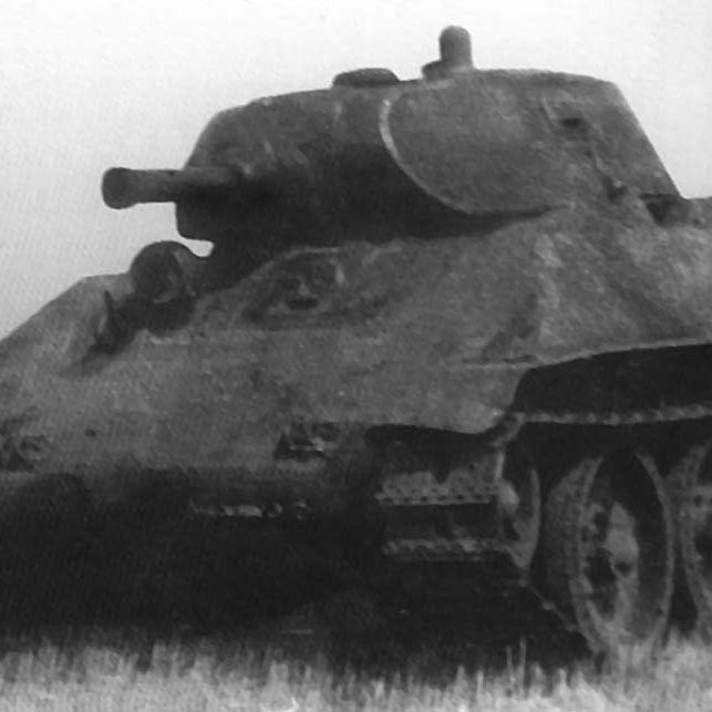ドイツの「猛獣戦車軍団」に立ち向かった「モスクワの守護神」T-34
