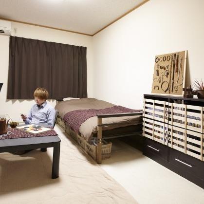 100均だけでどこまで部屋がおしゃれになるかやってみた。(2)