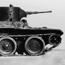 ソ連の快速戦車「T-34」のルーツはアメリカ製戦車だった!