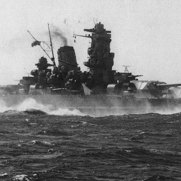 世界最大の大艦巨砲が大海原へ~国家財政10% 「大和」「武蔵」の進水~