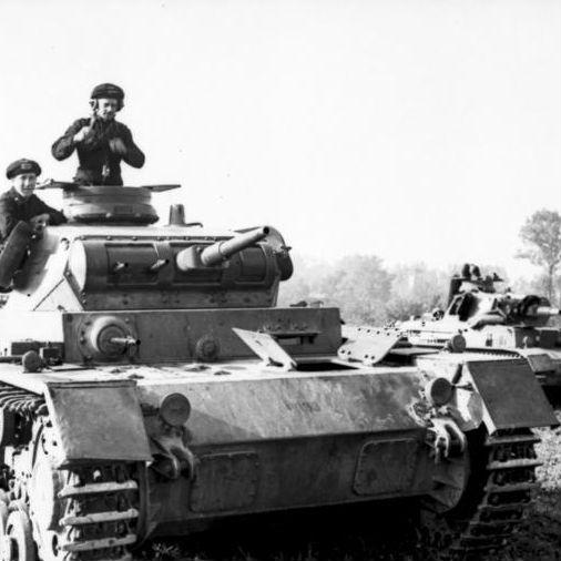 III号戦車の背景。近代ドイツ戦車事始め
