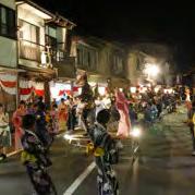 初心者歓迎、徹夜で踊り続ける日本の祭り