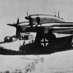 ルフトヴァッフェが飛ばした「海原を監視する目」ブローム・ウント・フォス BV 138