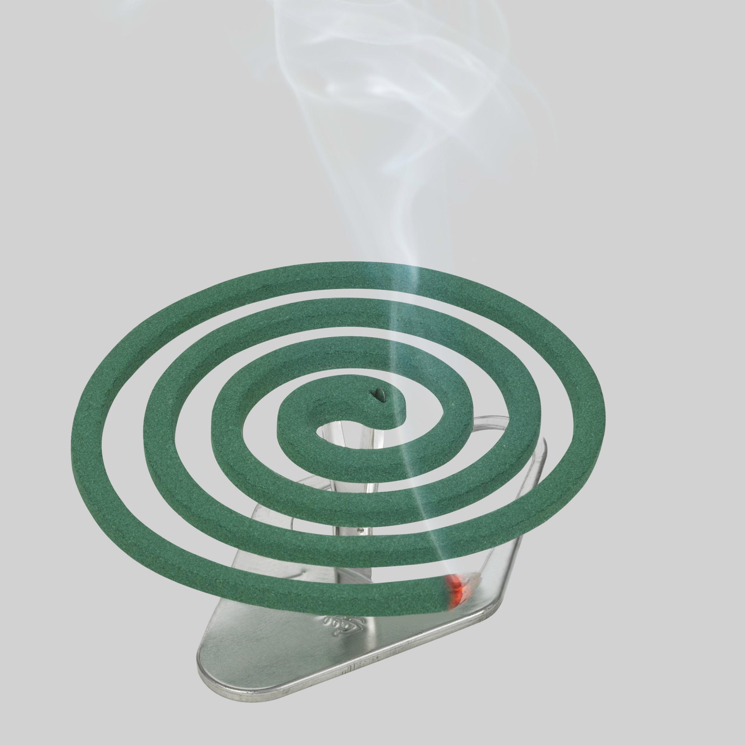蚊取り線香が渦巻き状になった理由とは? ロングセラー商品の秘密を紐解く!