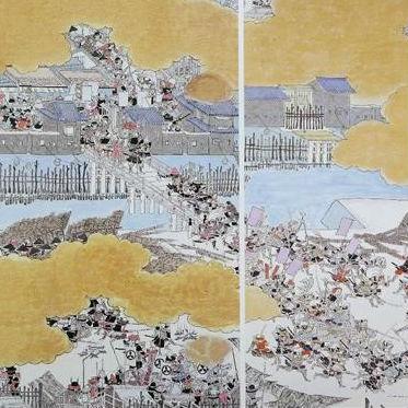 大坂冬の陣・大坂城惣構跡を歩く