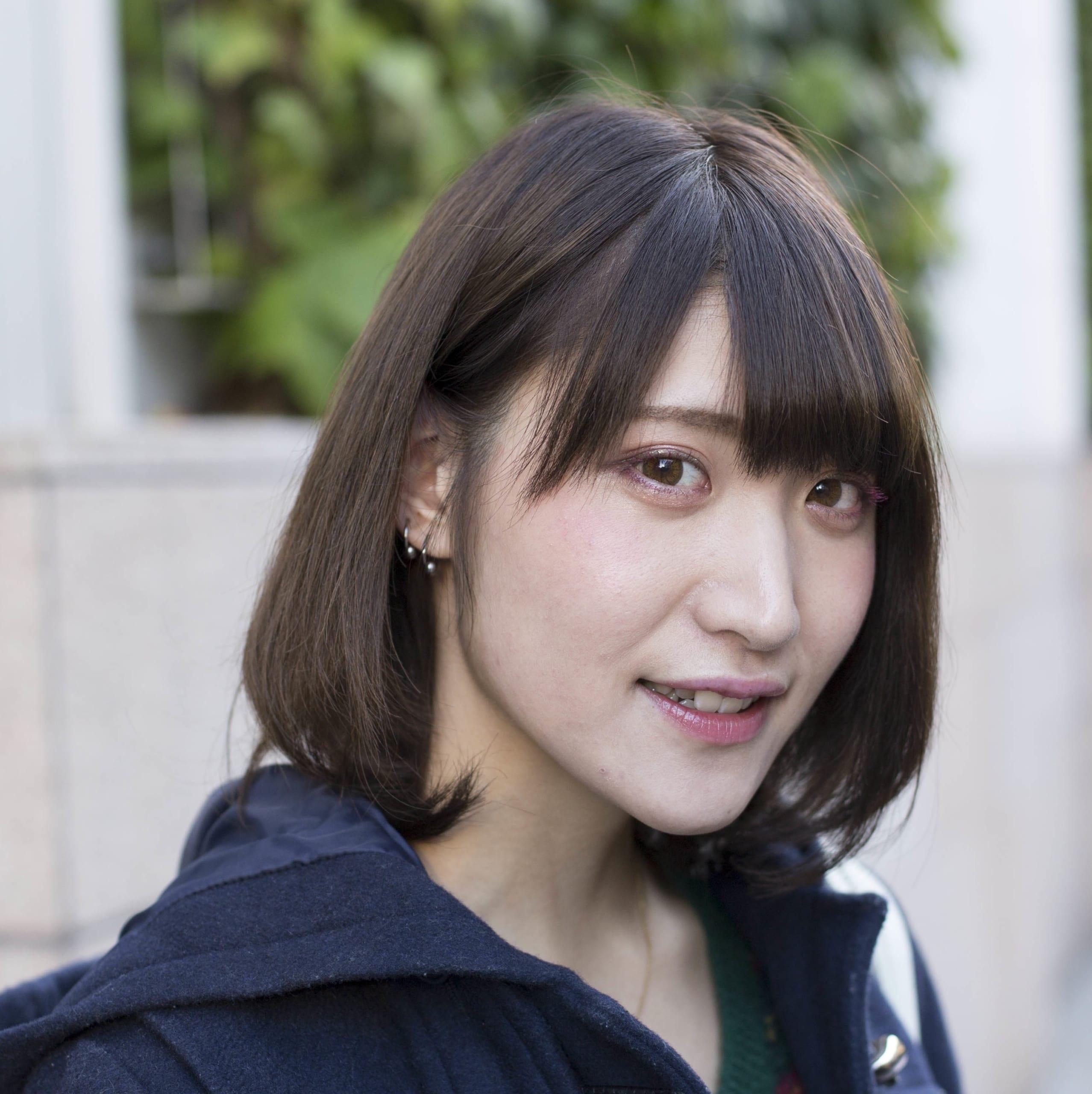 【女子SNAP】美女図鑑<br />柴田 夏さん・24歳