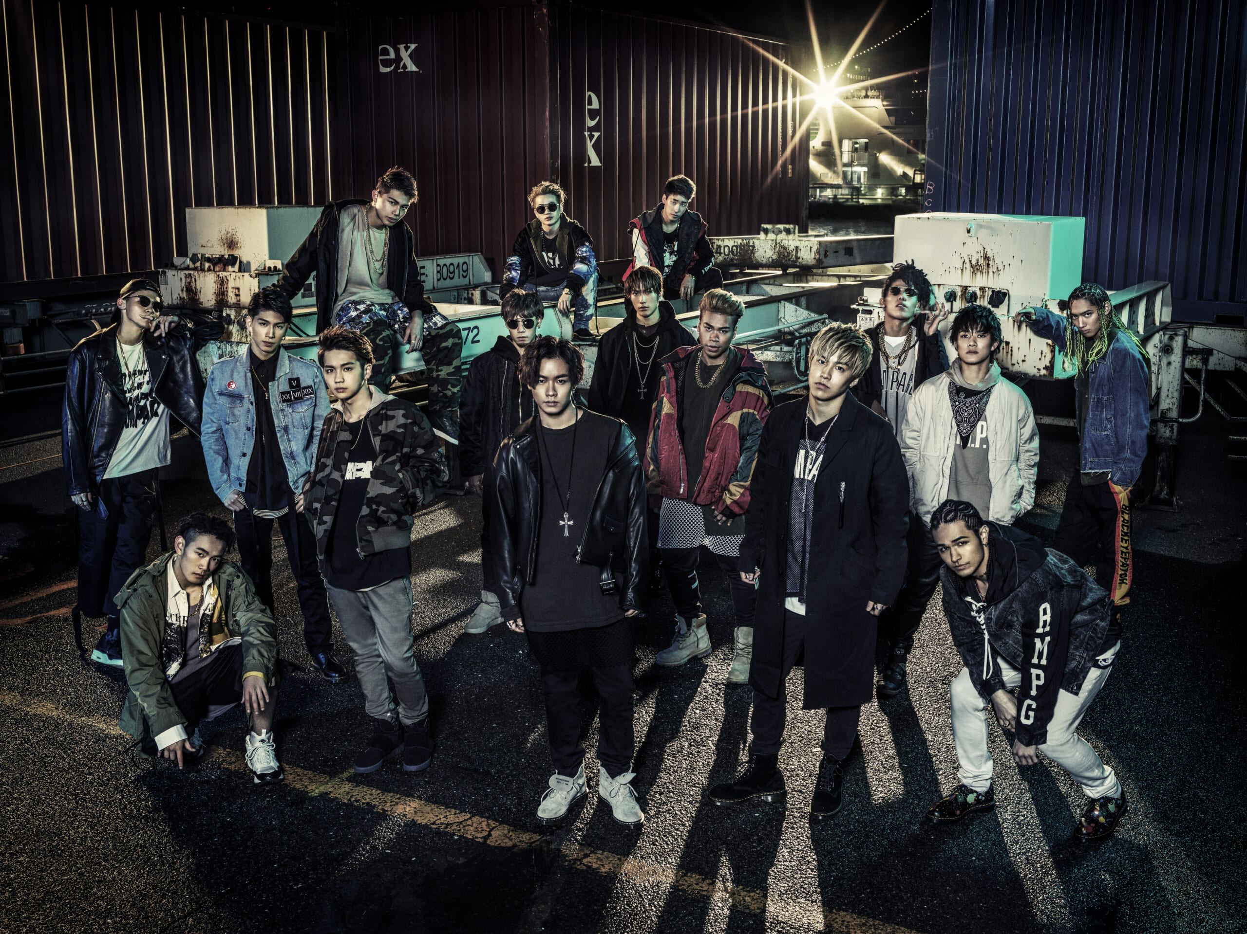 THE RAMPAGE from EXILE TRIBE<br />「FRONTIERS」~ロングインタビュー~<br />『新たな挑戦のはじまり』