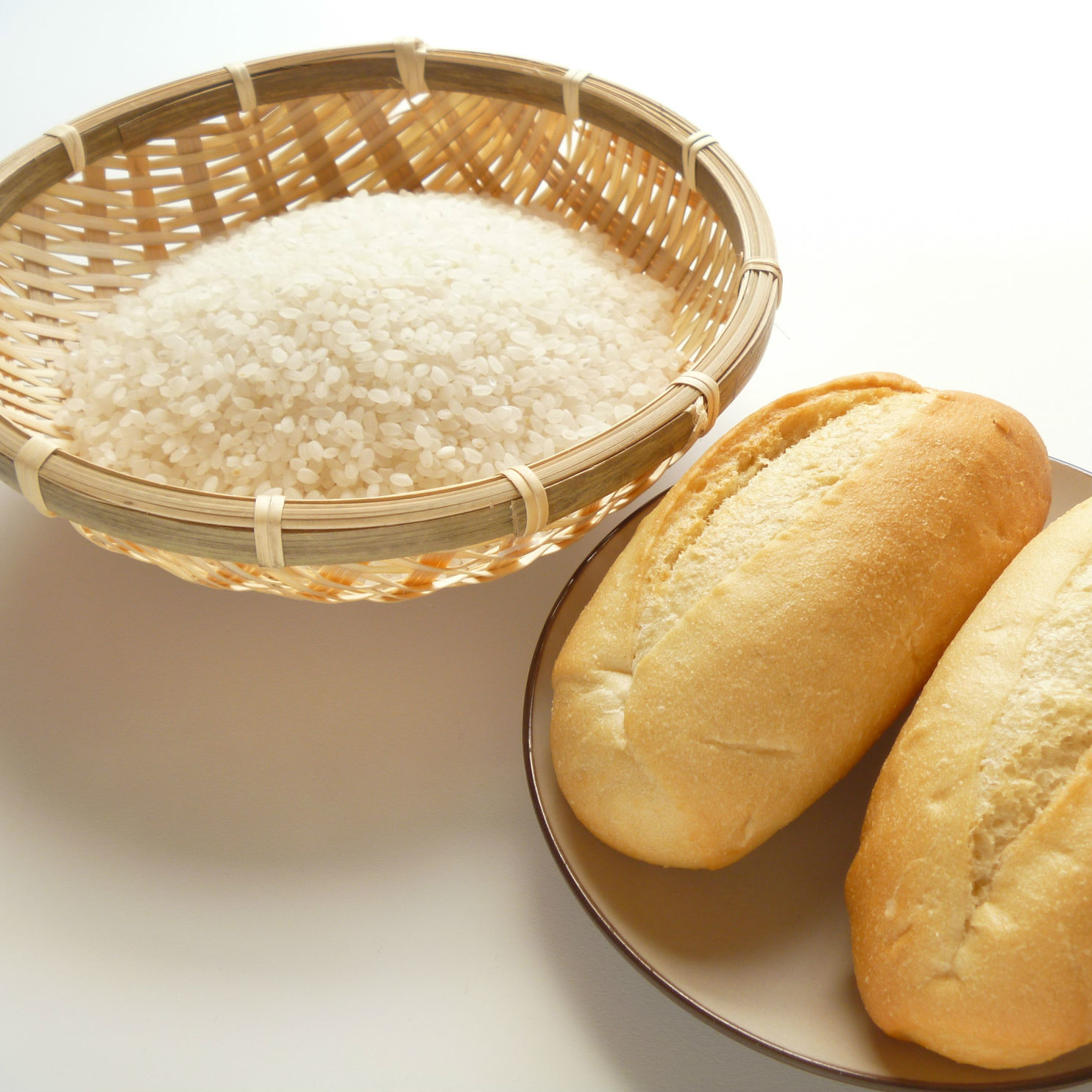話題のグルテンフリー。小麦はダメよ。じゃあ何を食べるべき?