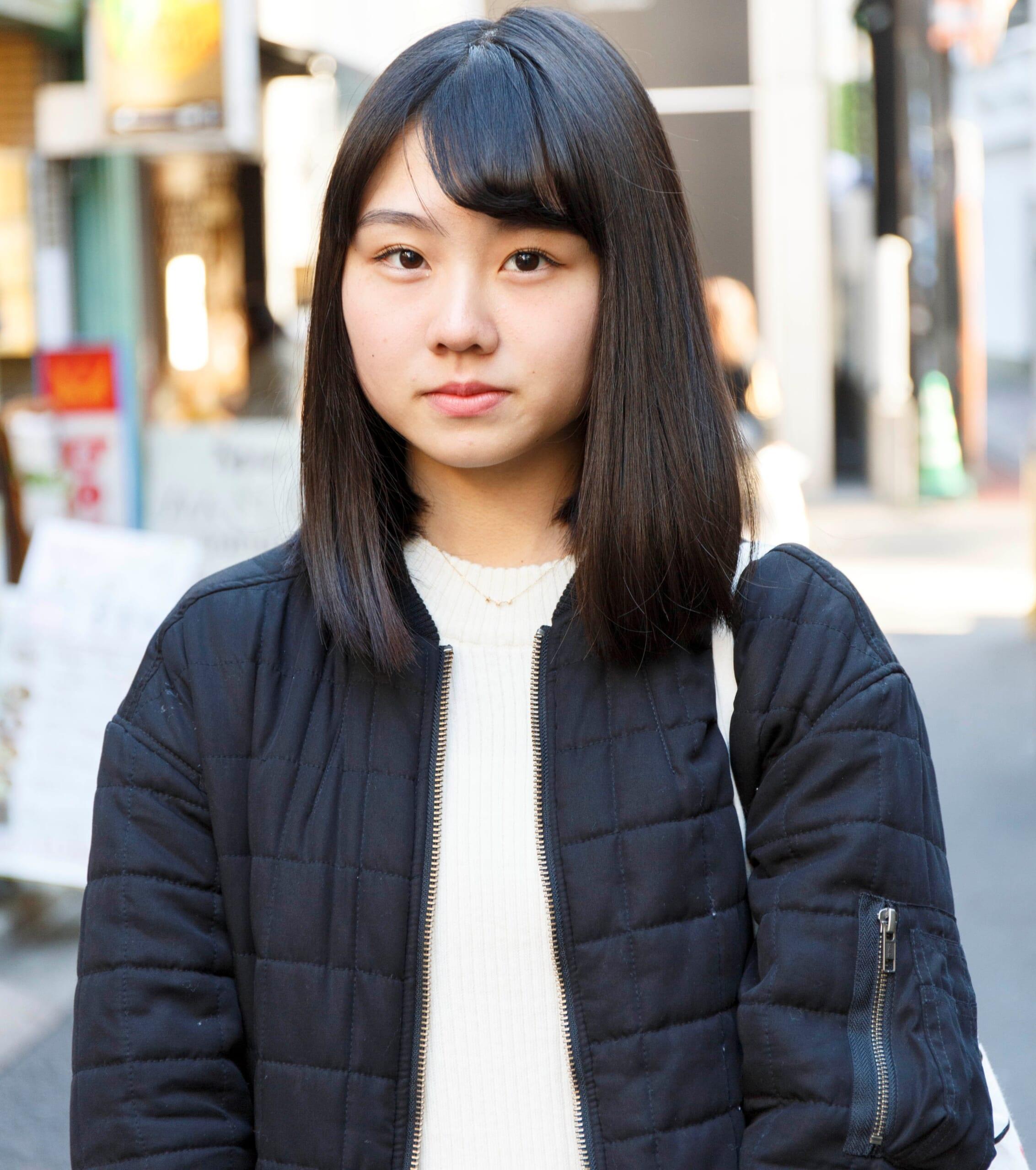 【女子SNAP】SJ美女図鑑<br />都会感と幼さが入り交じった透明感娘<br />中山 聖さん