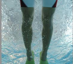 水中運動は痩せるーーは本当か?!