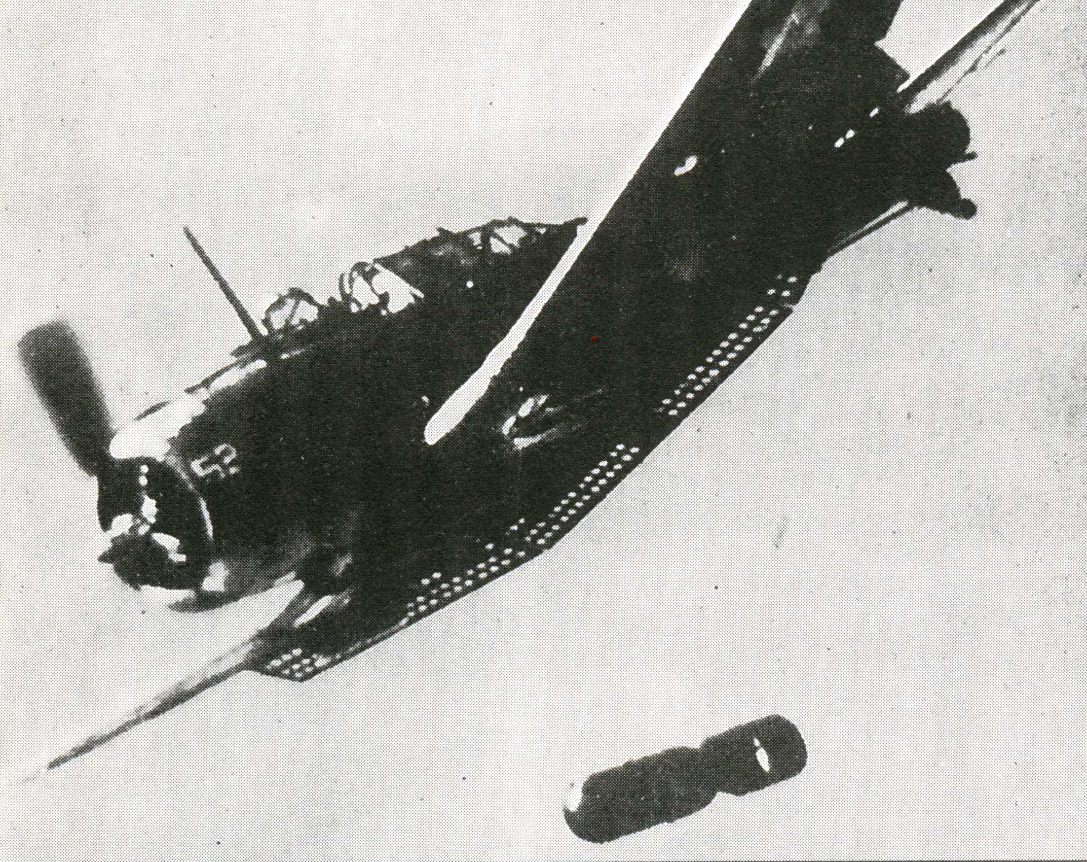 開戦前から存在していた<br />兵装転換の危険性