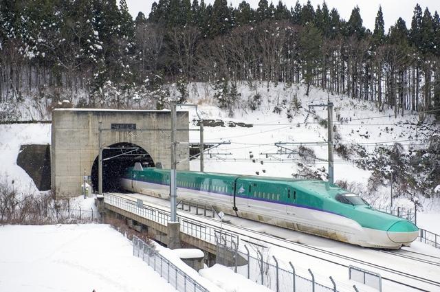 3月26日北海道新幹線開業!<br />日本列島が新幹線でつながる!!
