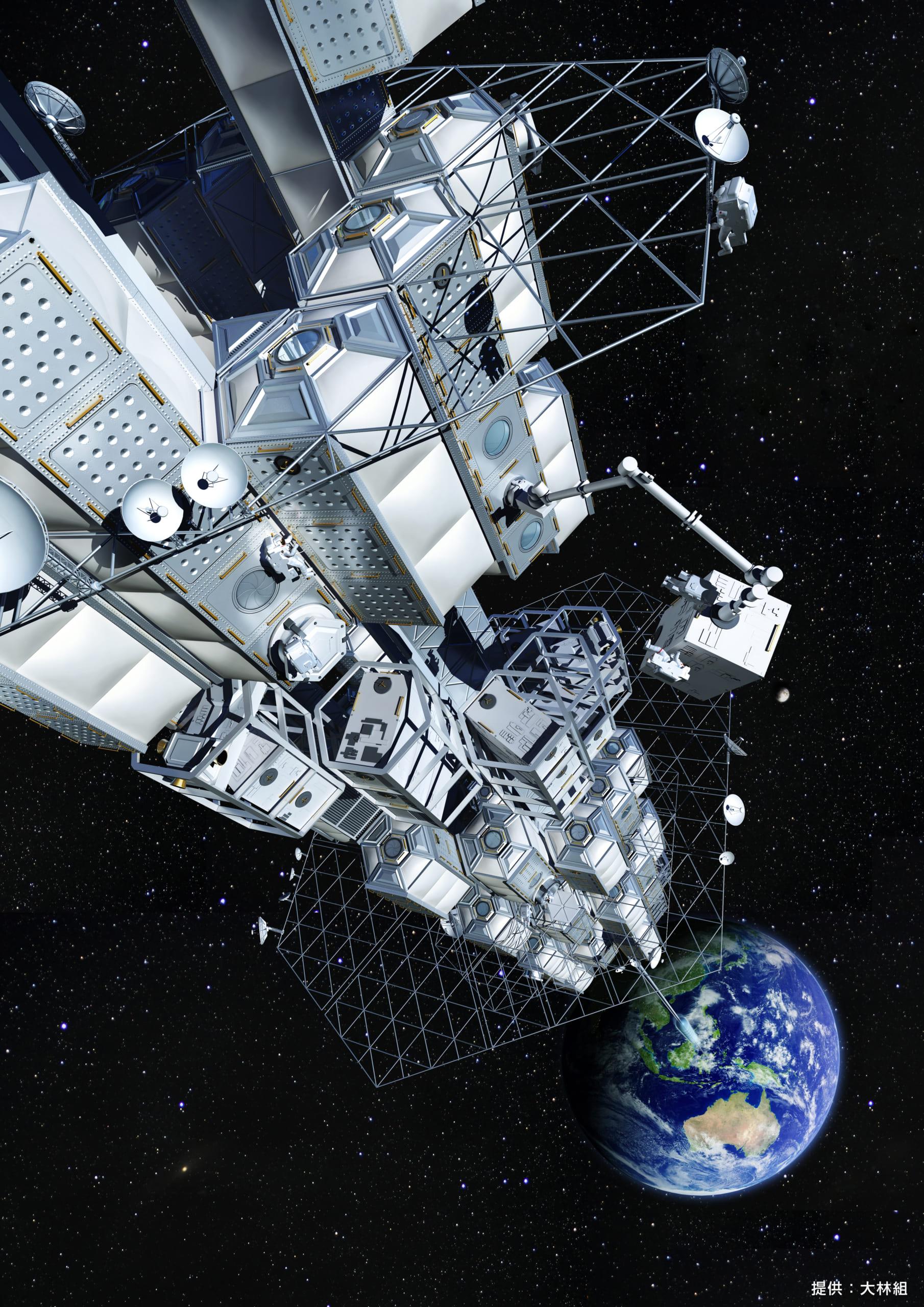宇宙エレベーターが2050年に完成!?