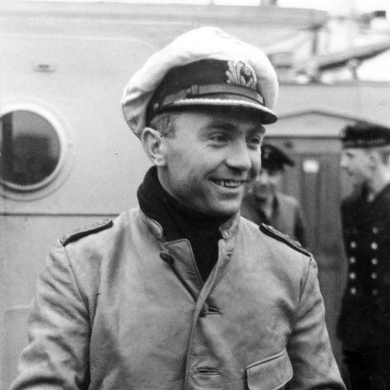 第二次大戦時にドイツ軍の危険な極秘ミッションに志願した、ギュンター・プリーンという男
