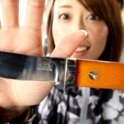 ナイフや刃物について勉強しよう(2)<br />~ずっと2000円のナイフを使っていた新米猟師女子が、カスタムナイフを使ってみたら―!?~