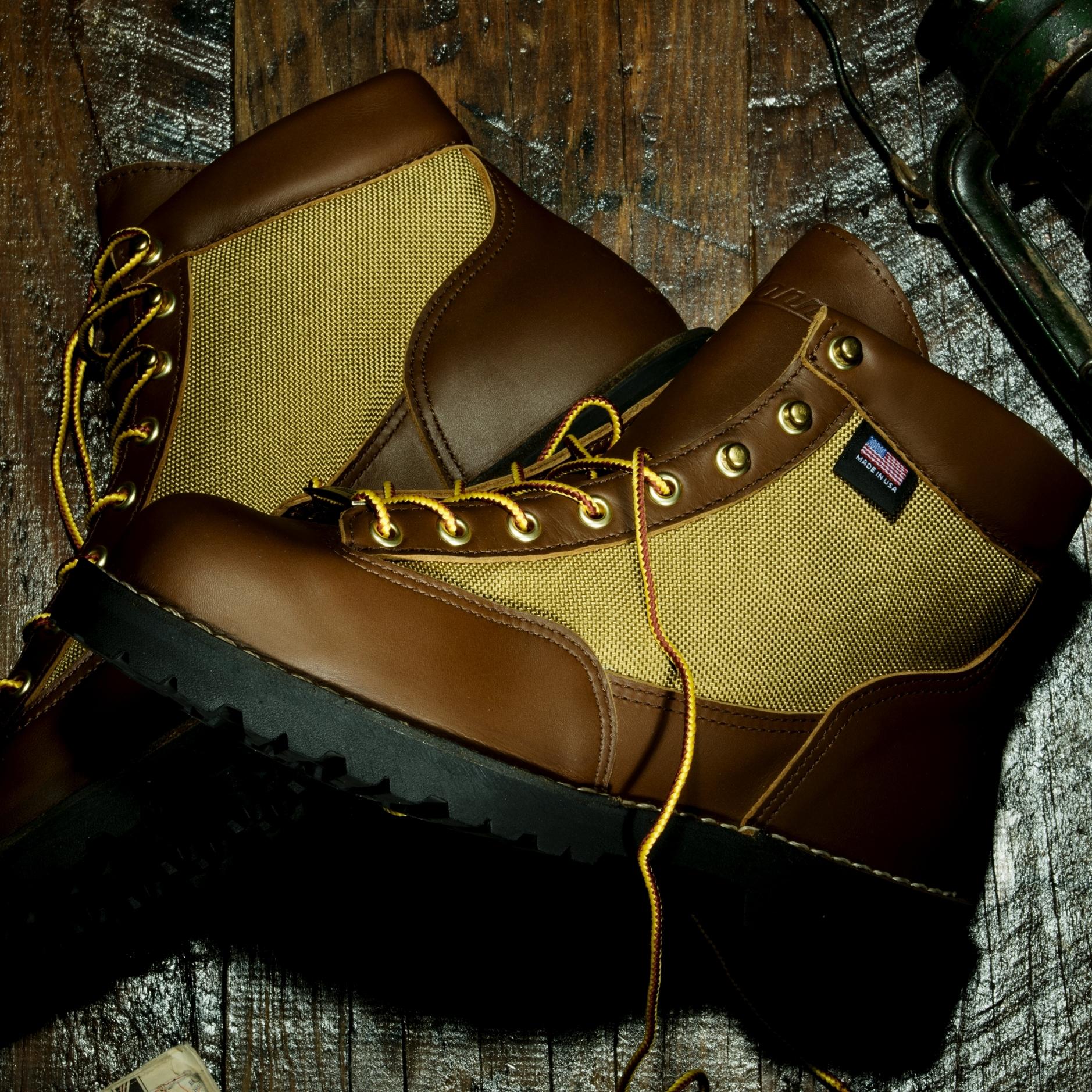 アウトドアシーンで強い信頼をおかれる山靴の代表格といえば…