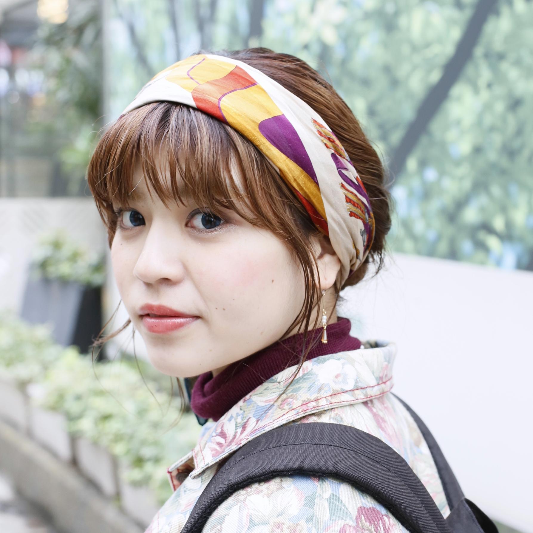 【女子SNAP】SJ美女図鑑<br />岡村みなみさん・サロンスタッフ