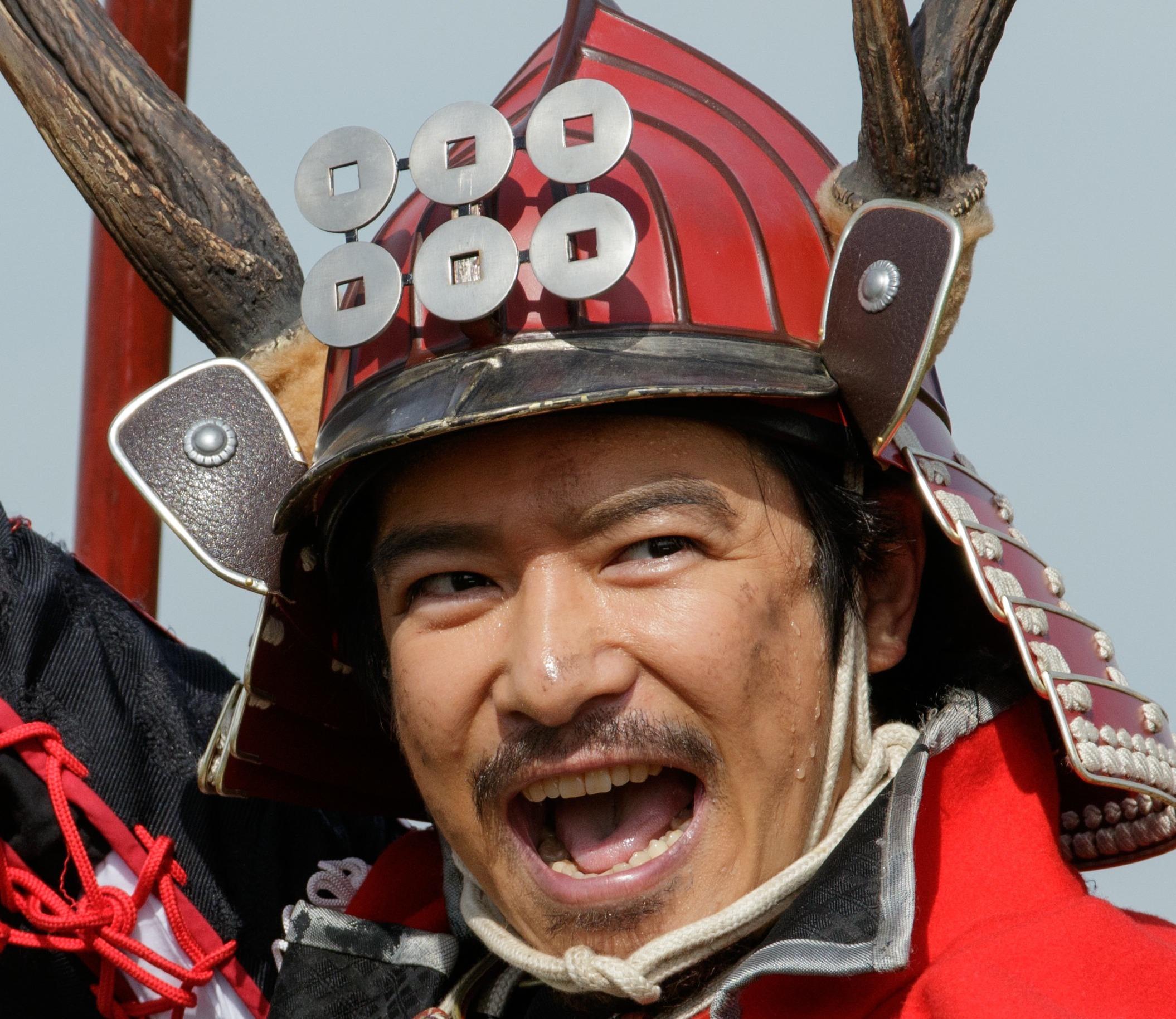 真田幸村役・堺雅人「最後に家康と対峙した時、そこに情緒はありませんでした」