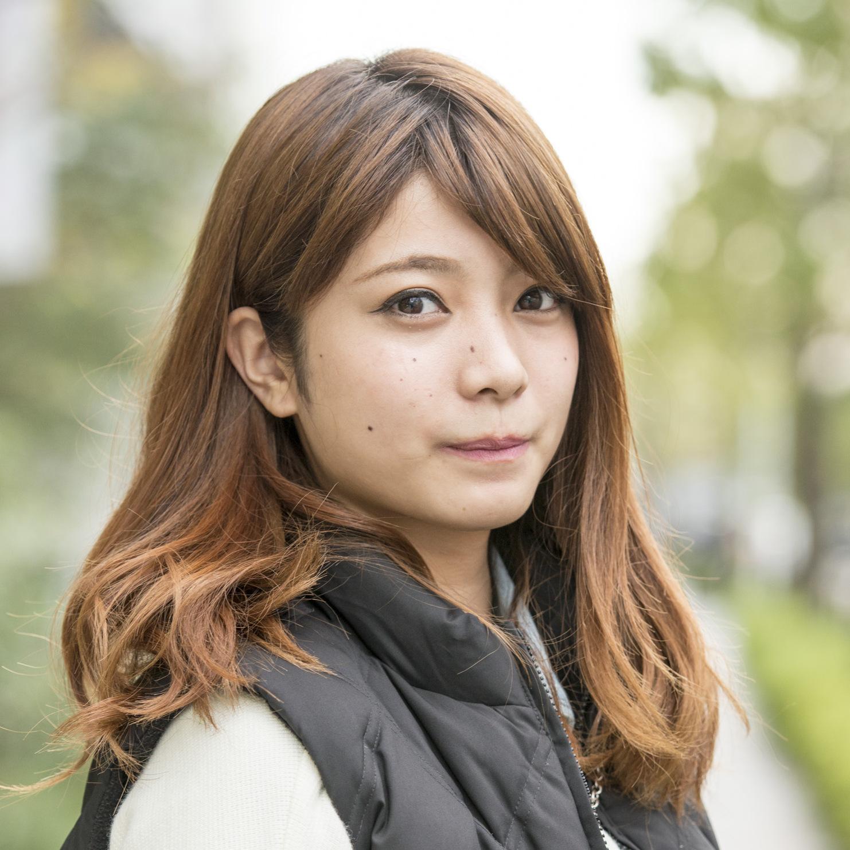 【女子SNAP】SJ美女図鑑<br />見た目と実年齢のギャップにドキッ!<br />小西梨桜さん・フリーター