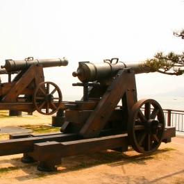 攘夷戦の舞台となった長州藩台場の今昔