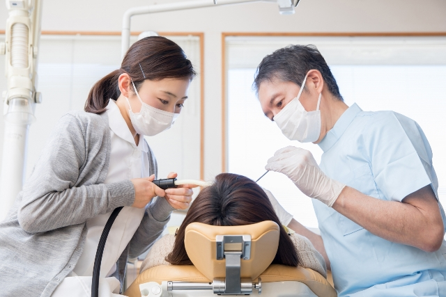 歯科医師を悩ます新型コロナ感染リスク