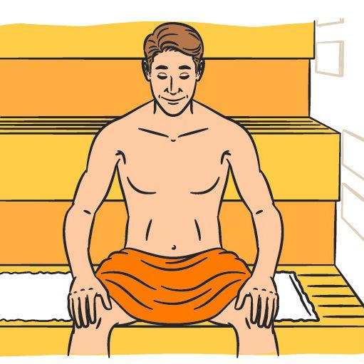 「日本サウナ・スパ協会」推奨 サウナで健康効果を最大限引き出す方法