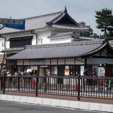 信長もここを通って上洛したんだなあ 京都・山科~二条城
