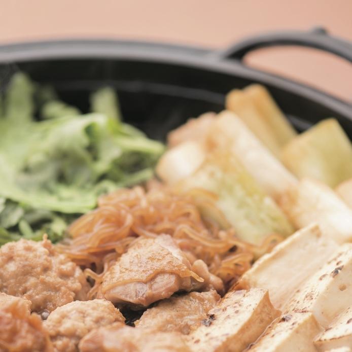 「鶏すき鍋」で嫁モテ!