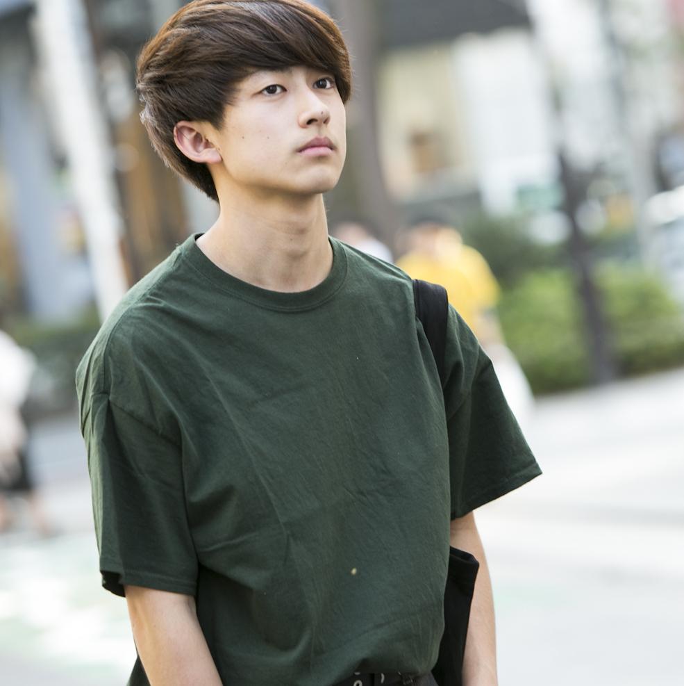 19歳・幹太「YouTubeでヘキトラハウスのコーデ対決をよく観ています」【18-22 SNAP #038】