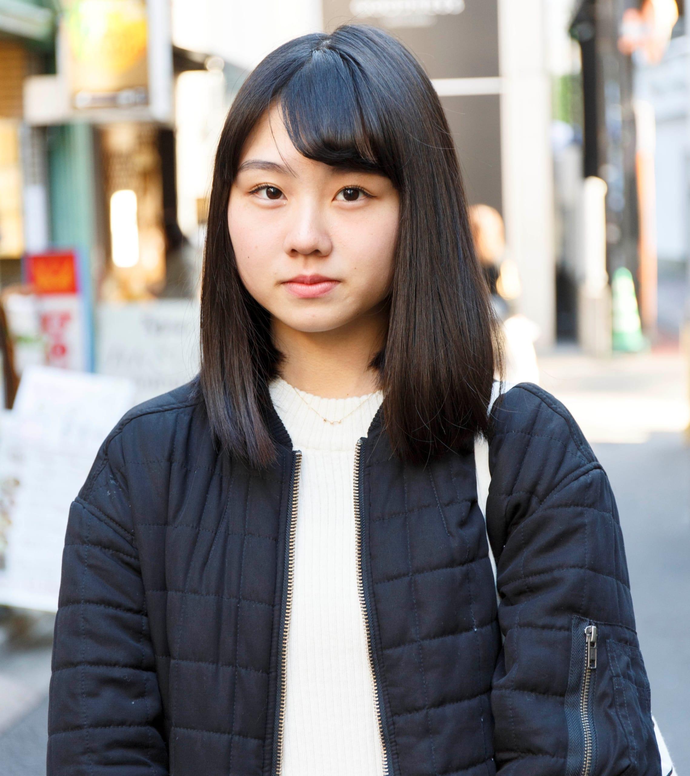 【女子SNAP】SJ美女図鑑<br />キュートなお顔に吸い込まれそう!<br />鈴木あすかさん・アパレル