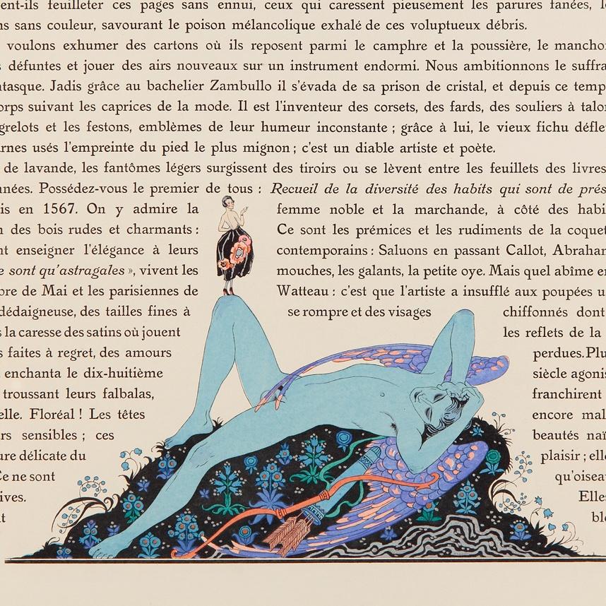 「本」とは圧倒的な「美」であった!<br />深く味わいたい「アール・デコ」高級挿絵本の世界(1)