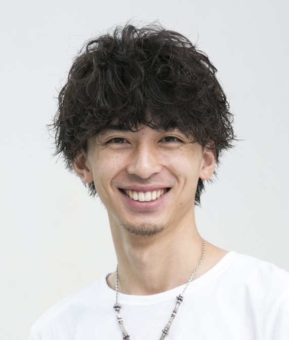 【OCEAN TOKYO】雨宮雄三さんが作る「剛毛」克服ヘア<br />