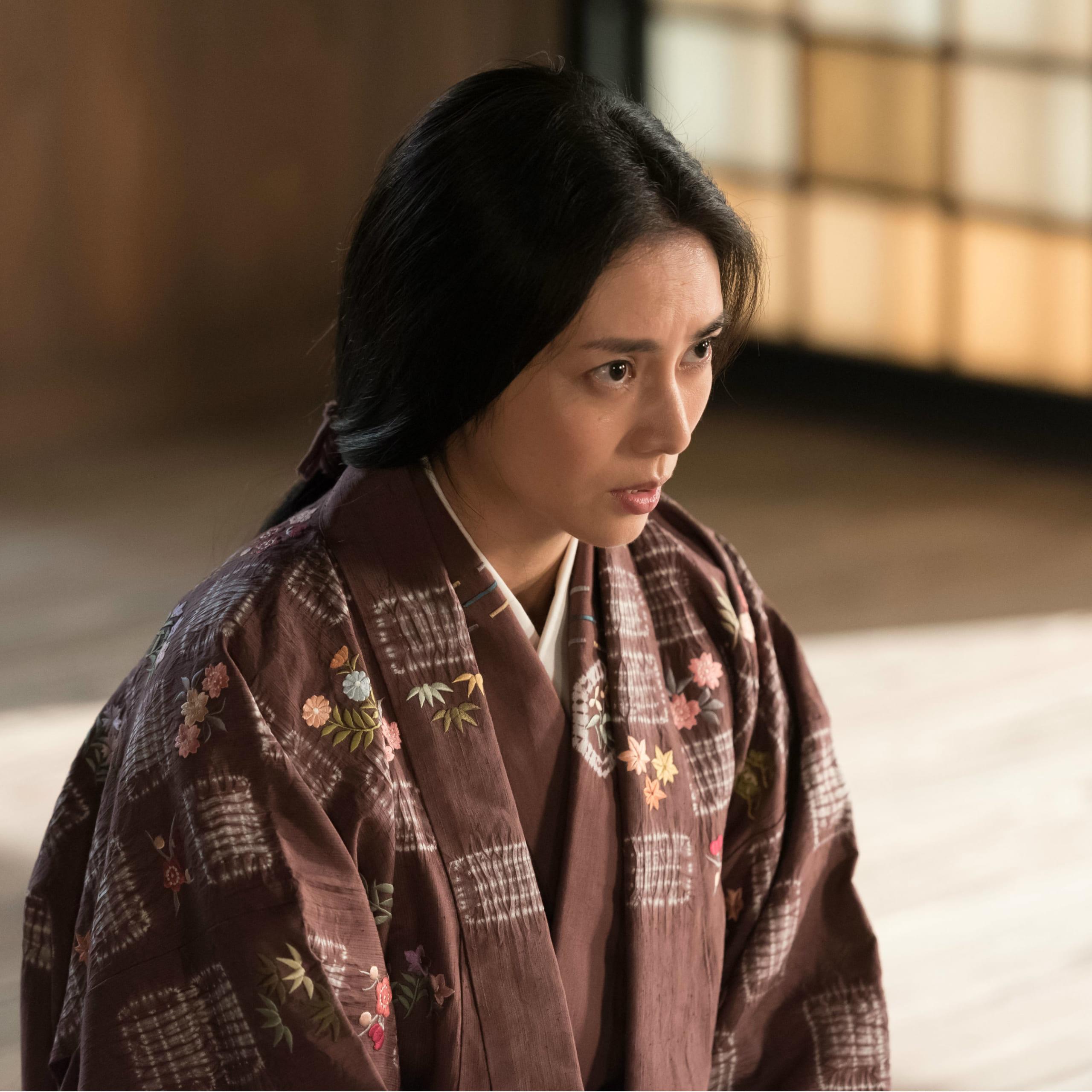 井伊直虎役・柴咲コウ「直虎は永遠に幸せになれない女なのかも…」