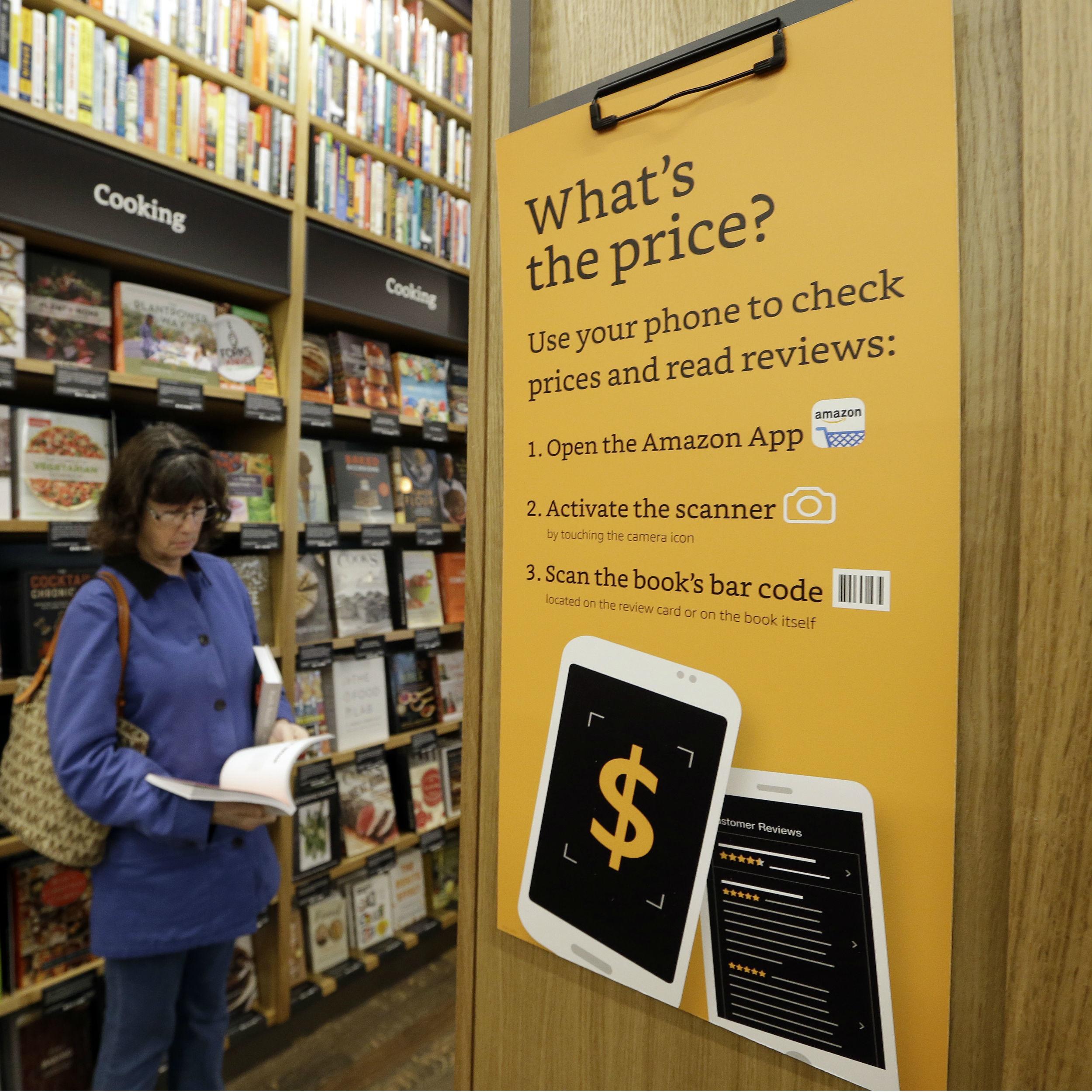 アマゾンはなぜ今さらリアル書店をつくるのか?