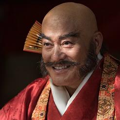 """話題呼ぶ松平健の""""お茶目""""な武田信玄、「自分の師匠」の演技を参考にしていた"""