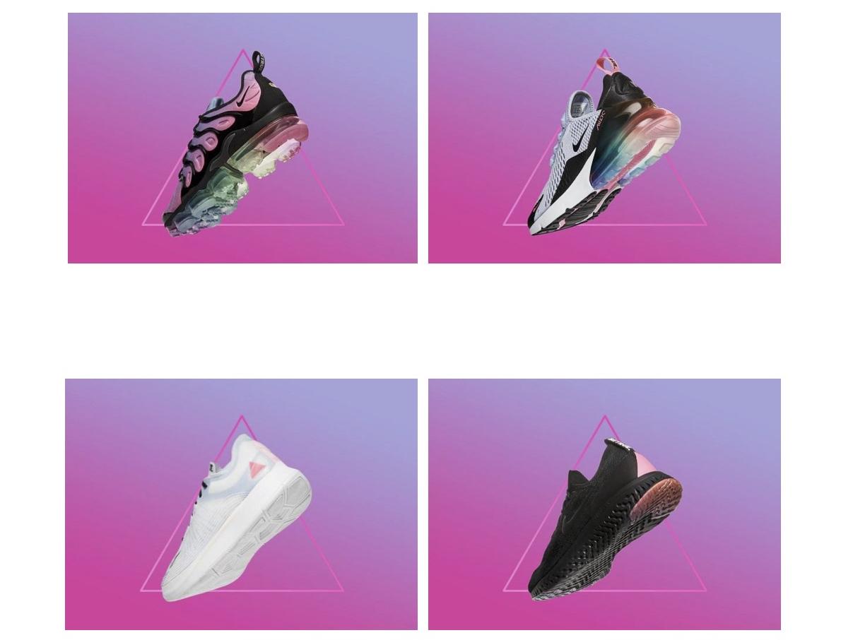 ナイキ最新コレクションの「ラベンダー」色が示す意義とは?