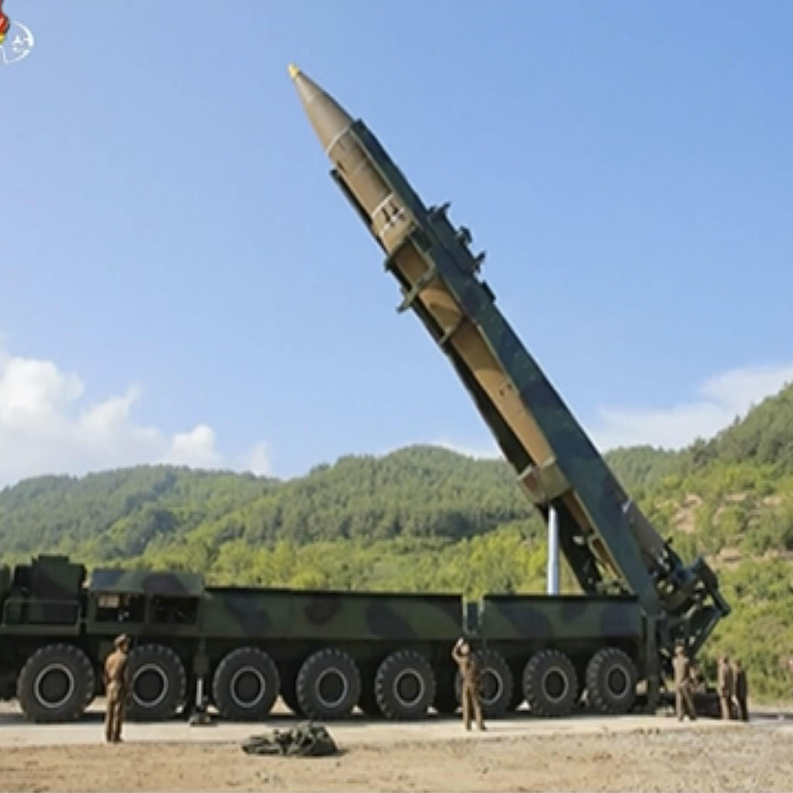 北朝鮮ミサイル発射 「40分飛翔」という情報から分かること